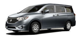 Los Angeles Nissan - 2014 Nissan Quest 3.5 Xtronic CVT S