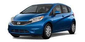 2014 Nissan Versa Note 4D Hatchback