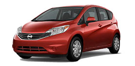 2014 Nissan Versa Note 1.6 Manual S