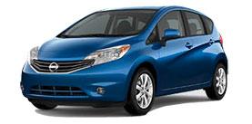 2014 Nissan Versa Note SV 4D Hatchback