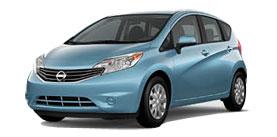 2014 Nissan Versa Note 1.6 Xtronic CVT S Plus