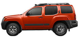 Los Angeles Nissan - 2014 Nissan Xterra 4.0L Manual Pro-4X