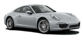 2014 Porsche 911 Carrera Coupe