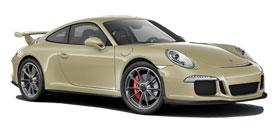 2014 Porsche 911 GT3 2D Coupe