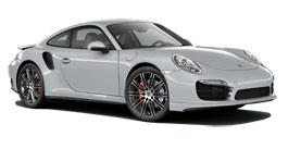 2014 Porsche 911 Turbo 2D Coupe