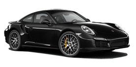 2014 Porsche 911 Turbo S 2D Coupe