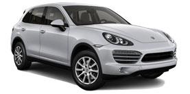 2014 Porsche Cayenne Platinum Edition 4D Sport Utility