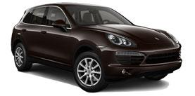 2014 Porsche Cayenne Base Tiptronic