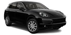 2014 Porsche Cayenne 4D Sport Utility