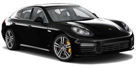 Panamera near Long Beach