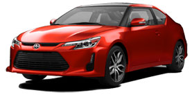 Pasadena Scion - 2014 Scion tC Monogram Series Base