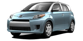 Long Beach Scion - 2014 Scion xD Base