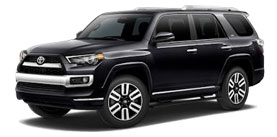 2014 Toyota 4Runner 4.0L Automatic Limited