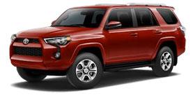 2014 Toyota 4Runner 4.0L Automatic SR5 Premium