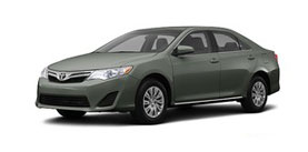 2014 Toyota Camry 2.5L 4-Cyl LE