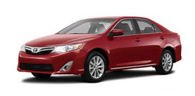 2014 Toyota Camry 2.5L 4-Cyl XLE