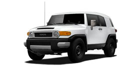 2014 Toyota FJ Cruiser 4x2 V6 Base