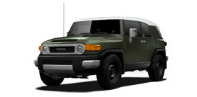 2014 Toyota FJ Cruiser 4x4 V6 Base