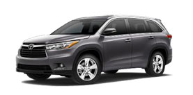 2014 Toyota Highlander V6 Limited