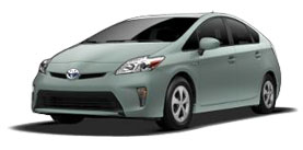 2014 Toyota Prius Prius Three Base