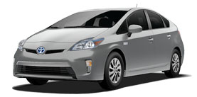 2014 Toyota Prius Plug-In Prius Plug-in Hybrid Base