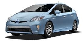 2014 Toyota Prius Plug-In Prius Plug-in Hybrid Advanced Base