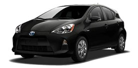 2014 Prius c Prius c One Base