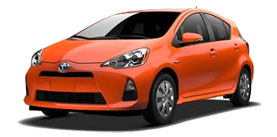 2014 Toyota Prius c Prius c Three Base