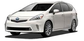 2014 Toyota Prius v Prius v Five Base