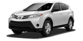 2014 Toyota RAV4 FWD 4dr LE (Natl)