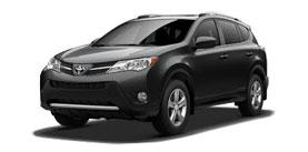 2014 Toyota RAV4 XLE 4D Sport Utility