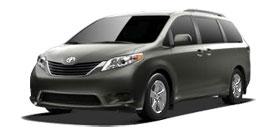2014 Toyota Sienna 8 Passenger V6 LE