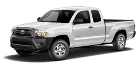 2014 Toyota Tacoma 4x2 Access Cab, Manual