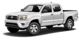 2014 Toyota Tacoma 4x4 Regular Cab, Manual