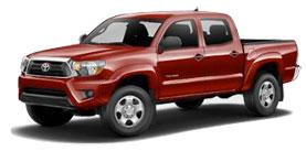 2014 Toyota Tacoma 4x4