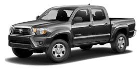 2014 Toyota Tacoma 4x4 Double Cab, V6 Automatic  Base
