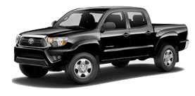 2014 Tacoma PreRunner Double Cab, Automatic  Base