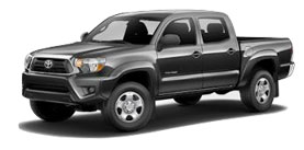 2014 Toyota Tacoma PreRunner Double Cab, V6 Automatic  Base