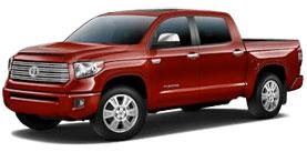 2014 Toyota Tundra Crew Max 4x2 5.7L V8 Platinum