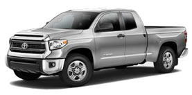 2014 Toyota Tundra Double Cab 4x2
