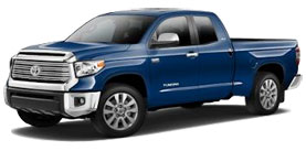 2014 Toyota Tundra Double Cab 4x4 5.7L V8 FFV Limited