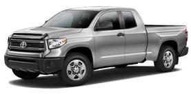2014 Toyota Tundra Double Cab 4x4 4.6L V