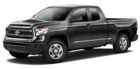 2014 Toyota Tundra Double Cab 4x4 5.7L V8 FFV SR