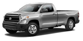 2014 Toyota Tundra Regular Cab 4x4 5.7L V8 FFV Long Bed SR