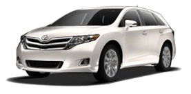 2014 Toyota Venza 4-cylinder LE