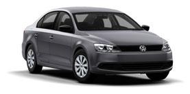 2014 Volkswagen Jetta 2.0L S 4D Sedan