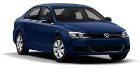 2014 Volkswagen Jetta 1.8T SE 4D Sedan