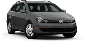 2014 Volkswagen Jetta SportWagen 2.0L TDI 4D Wagon