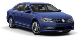 2014 Volkswagen Passat 1.8T PZEV SEL Premium
