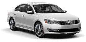 2014 Volkswagen Passat 2.0L SEL TDI Premium